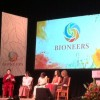 """Women Who Fuel the Revolution"": Gloria Steinem and Worldpulse.{Bioneers}"