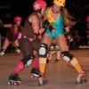 Roller Derby Is Better Than Yoga. ~ Lauren Baity