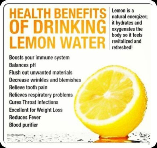 When Gives Lemons Benefits Running: Start Your Day With Water And Lemon