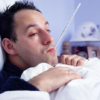 Man Flu Epidemic hits Ireland.