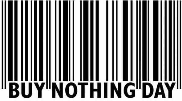 Buy nothing day persuasive essay