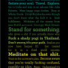 Live! Love! Be happy! (an inspirational poster) ~ Kirk Hensler