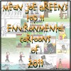 """Mean Joe green's"" Top 11 Environmental Cartoons of 2011."