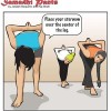 Samadhi Pants - Why are yoga instructors so poor?