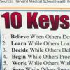 """10 Keys to Success..."""