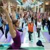 Canada's Largest Yoga Fundraiser Raises Awareness for Arthritis & Autoimmune Disease.