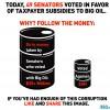 GOP, Big Oil Lobbyists defeat Obama, Senate Democrats.