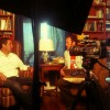 Photos; Interview at Waylon's House with Congressman Tim Ryan. ~ Lindsay Friedman