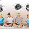 Monkey Meditation.