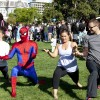 The White House Brings Yoga To The Lawn: Easter Egg Roll 2012 in Pictures!