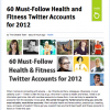 """@elephantjournal named Top 60 """"Greatist"""" in US for Health & Fitness on twitter."""