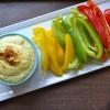 No Bean Zucchini Hummus.