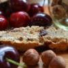 Vegan Cherry Hazelnut Biscotti {Recipe}.
