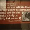 The Journey So Far. ~ Lord Stephen Byrd {Memoir}