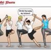 Yoga Wipeout.