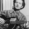 """Woody Guthrie's """"God's Promise"""" Recorded with Music by Ellis Paul. ~ Kathryn Rutz"""