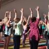 The Yoga of Voting. ~ Kristin Adair