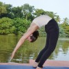 Meeting the Edge, Exploring It & Going Over: The Backbends of Yoga. ~ Heather Morton