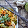 Awesome Asian Slaw.