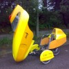 Heal Your Life & Save the Planet with the Velomobile. ~ Frederik Van De Walle & Trista Hendren