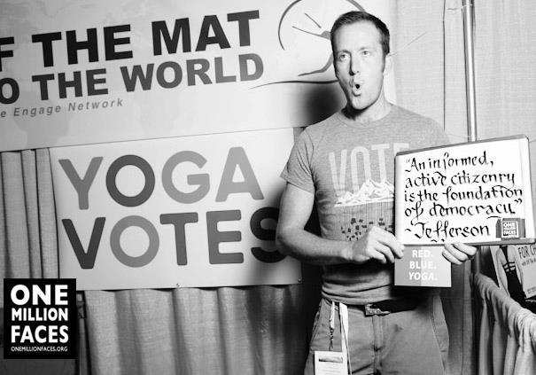 Waylon Lewis YogaVotes
