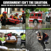 Government isn't the Solution. Unless...