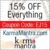 Mindful Coupon: Karma Mantra 15% off.