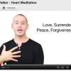 Love, Surrender, Peace, Forgiveness: Meditation Training in Emotional Well-Being.
