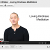 Sitting in the Heart of Compassion: Loving Kindness Meditation.