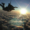 How Silence Saved My Life when My Parachute Failed.