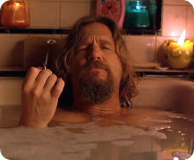 The Dude And The Zen Master Not A Book Review Elephant