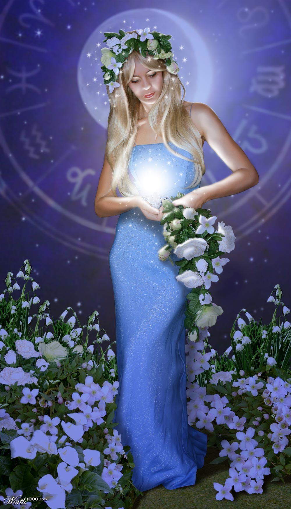 The Virgo Comes Home to Heal the Divine Feminine  ~ Melissa