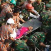 A Miracle Amongst the Rubble: After 16 Days Buried Alive, a Survivor is Found. {Bangladesh}