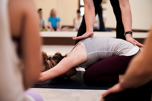 Lay Your Hands on Me: A Massage Therapist's Approach to Yoga ...