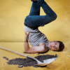 """""""Men Photographed in Stereotypical Pin-Up Poses."""" (Album)"""