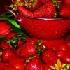 Stellar Strawberries with Brigitte Mars.