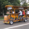 A Bicycle Built for 16. {Video}