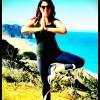 Yoga & the Big Spill. ~ Anne Samit