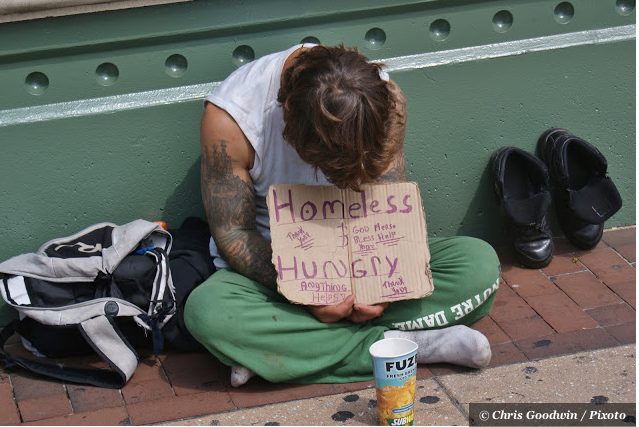 3 Things Homeless People Taught Me That We All Need To