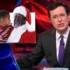 Santa, Jesus & Racism. {Colbert}