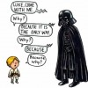 What if Darth Vader Worked in HR? {Adult}