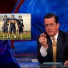 "Colbert & His ""Superb Owl."""