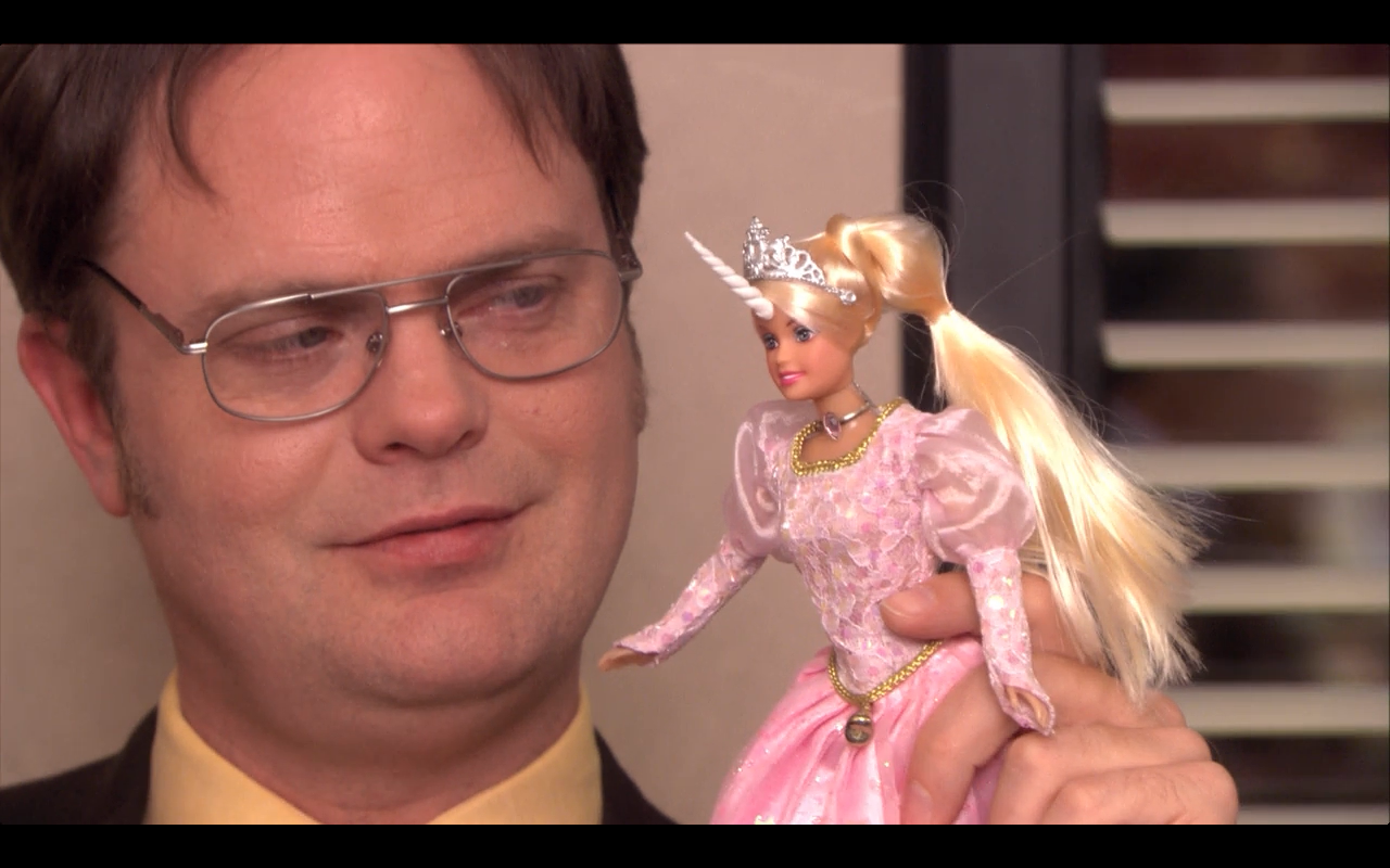 Fall In Love With The Inner Amp Outer Dwight Schrute