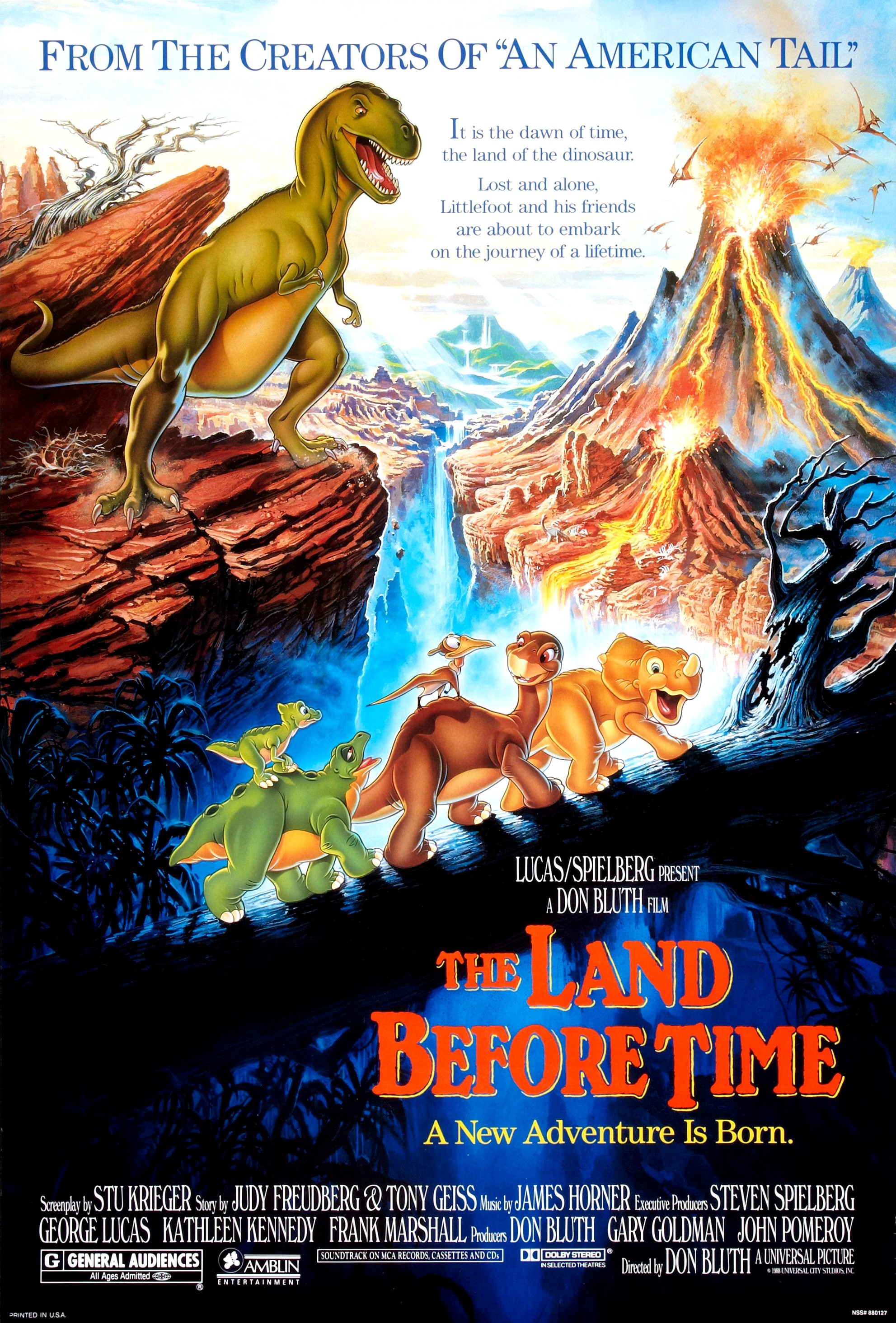 The Land Before Time Activity Center (1997) : Sound Source