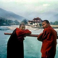Taking a Cue from Bhutan: The Gross National Happiness Index.