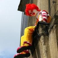 Dear McDonalds: I'm McLeavin' You. ~ Joni Biesemeier Kalstrup