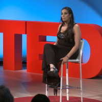 Inspiring & Hilarious: Maysoon Zayid Talks About Life with Cerebral Palsy. {TED Talk}