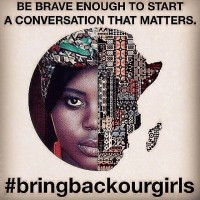 Bring Back Our Girls.