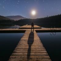My Starlit Horizon. ~ Cami Krueger {Poem}