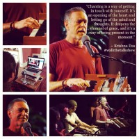 Waylon with Krishna Das: A fun, yet Serious Man with a Voice that Could Move Mountains to Dance.